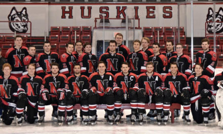 Northeastern Increases ACHA Hockey Awareness By Using Burst Technology