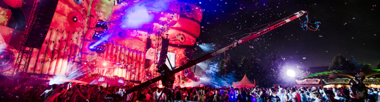 Burst and EVS put Tomorrowland fans in charge