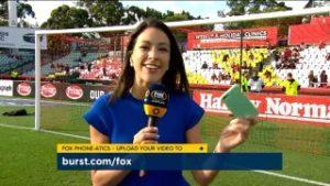 burst, fox sports, sydney derby