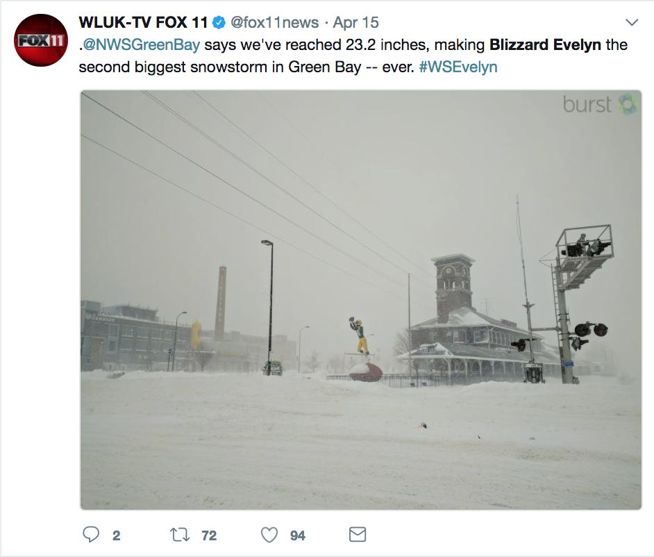 April's Best of Burst – WLUK Blizzard Evelyn | Burst