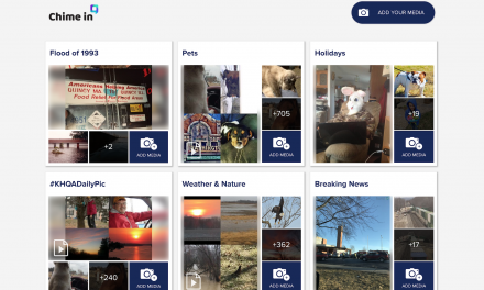 New Burst Bubble Gallery Page Enhances User-Generated Content Consumption and Acquisition