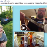 """15 Seconds of Joy"" UGC Campaign Creates Additional Revenue For Local News Station"